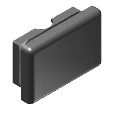Kermi Verschlußkappe für Standkonsole