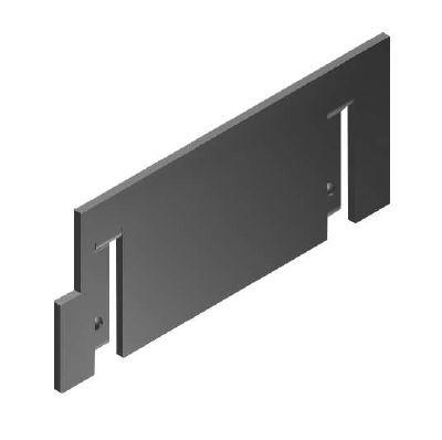support clip for Abdeckband HW/KV