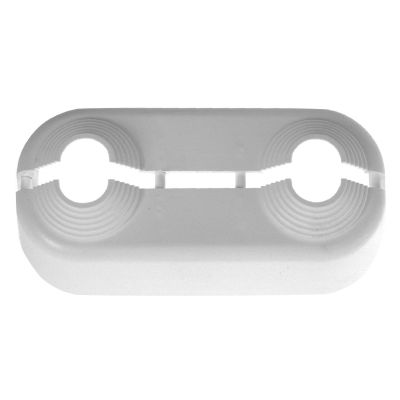 double cover plate (plastics)