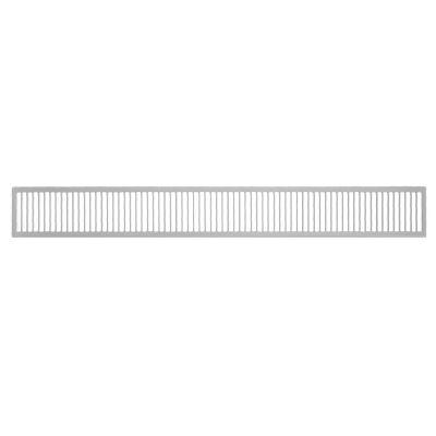 top grille radiator